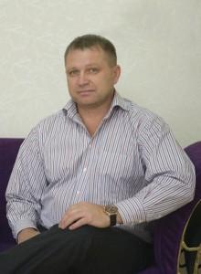 General Manager Sharipov Oleg Nikolaevich