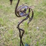 Садовая фигура «Цапля»