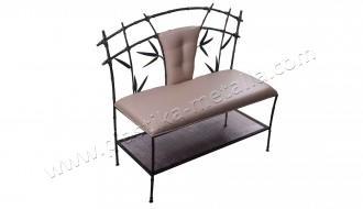 кованая мебель, кованая мебель в коридор, ковка