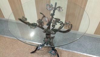 стол виноградная лоза