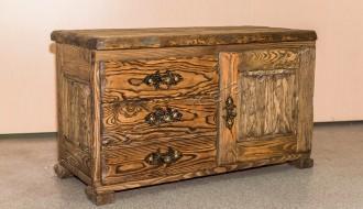 тумба деревянная