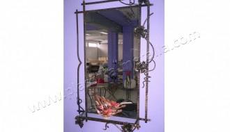 зеркало виноград