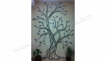 настенное панно дерево