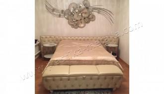 кровать с каретной стяжкой 2